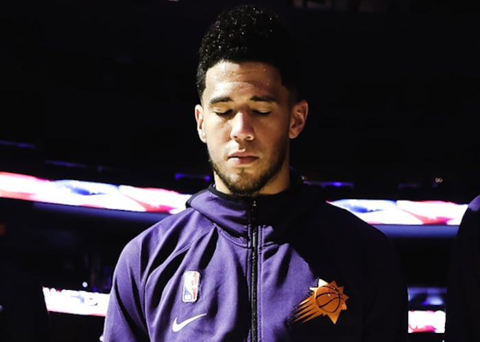 The Rise of Devin Booker