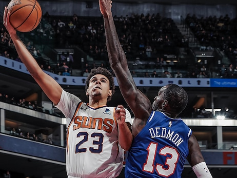 Cam Johnson Scores Career-High as Suns Battle into Final Seconds vs Kings