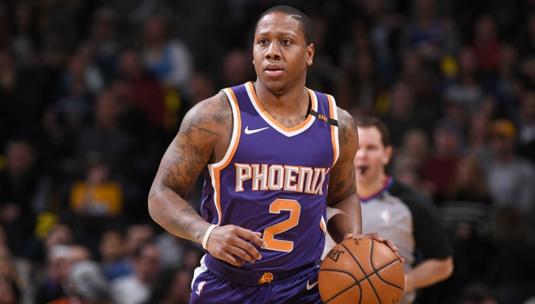 Phoenix Suns Re-Sign Isaiah Canaan