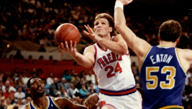 Tom Chambers: The First Unrestricted Free Agent | Phoenix Suns