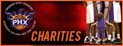 Phoenix Suns Charities has been helping children throughout Arizona since 1988