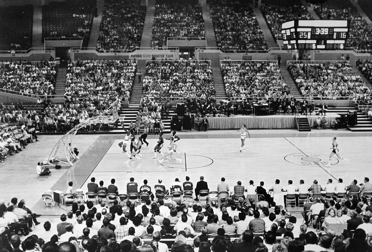 Moments That Made The Madhouse On Mcdowell Phoenix Suns