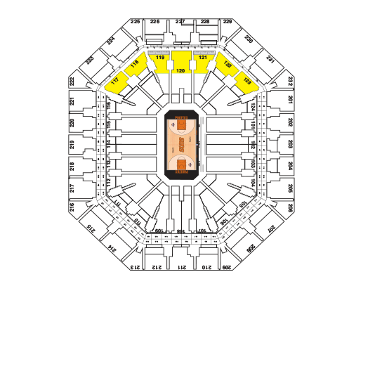 Costco Special Offer Phoenix Suns - Us-airways-center-map
