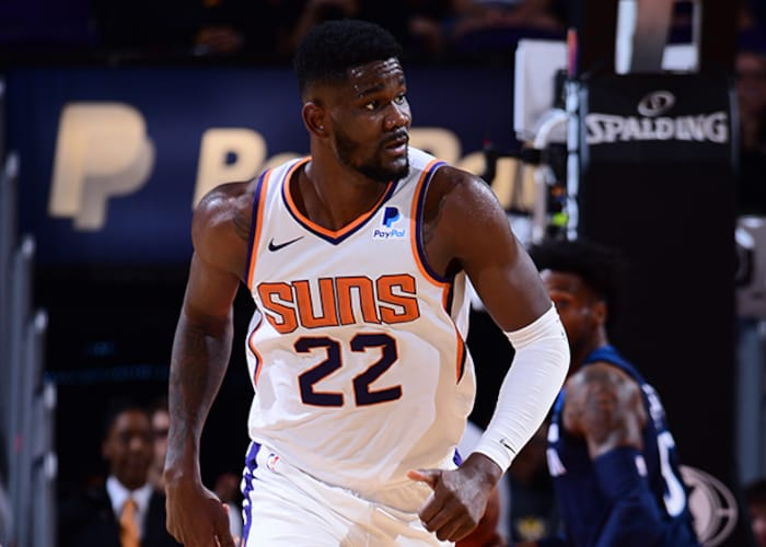 Deandre Ayton's Dedication This Summer is Translating to the Court