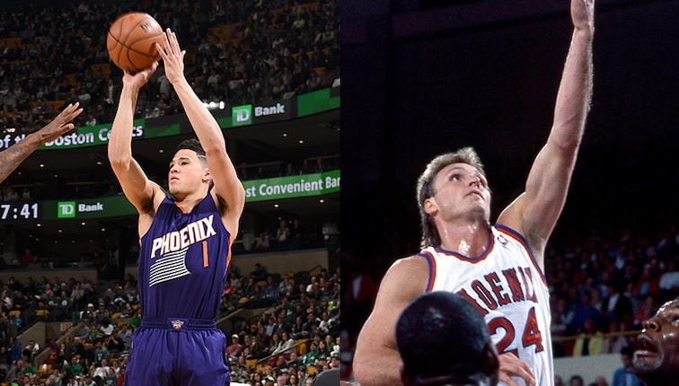 Devin Booker Tom Chambers
