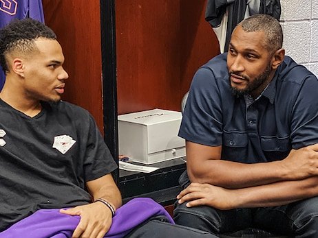 The French Connection: Boris Diaw & Elie Okobo Catch Up with Suns Fans On Valley Chatz, Brought To You By Firstbank, This Sunday