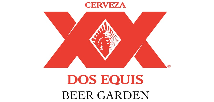 2 DOLLARS OFF ALL DRAFT BEER IN THE DOS EQUIS BEER GARDEN