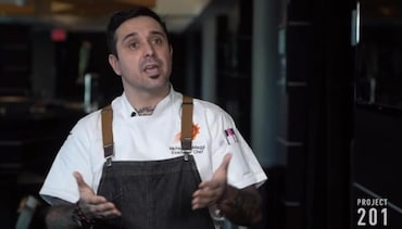 Chef Michael Dei Maggi: Executive Chef for Phoenix Suns & Talking Stick Resort Arena