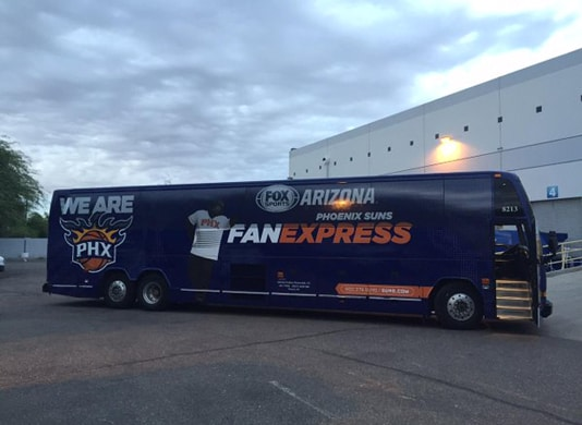 Fox Sports Fan Express