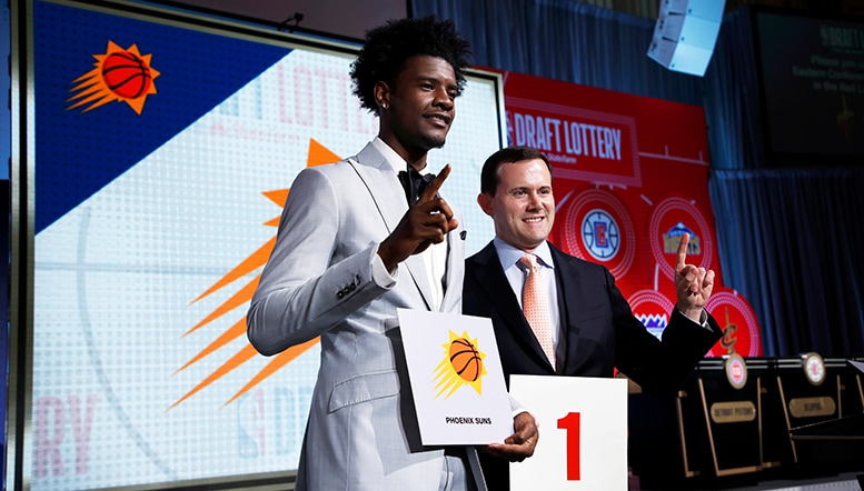 2018 Suns Draft: Breaking Down the Picks