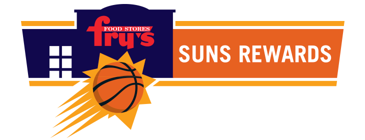 Fry's Suns Rewards Every one dollar earns you one point