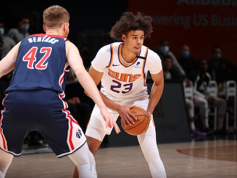 January 11, 2021: Suns vs Wizards