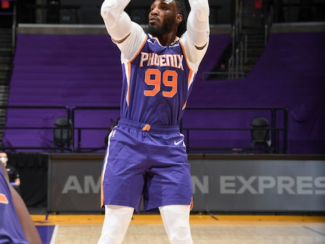 March 2, 2021: Suns at Lakers