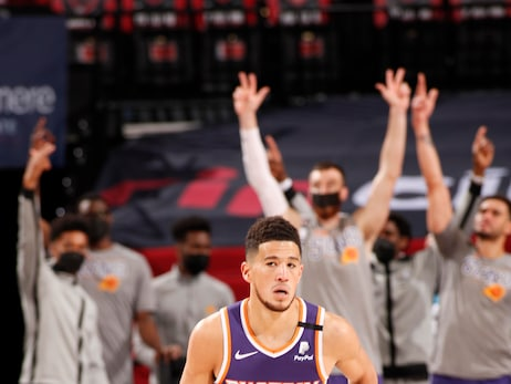 March 11, 2021: Suns at Trail Blazers
