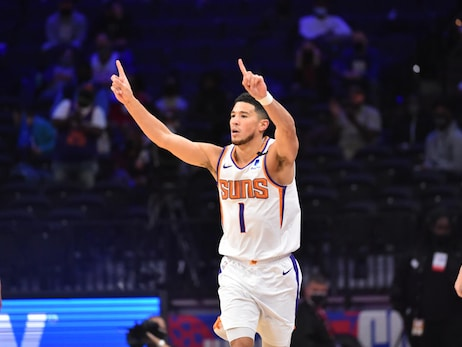 April 21, 2021: Suns at 76ers
