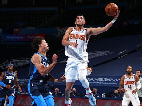 May 2, 2021: Suns at Thunder