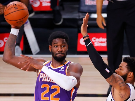 August 4, 2020: Suns vs Clippers
