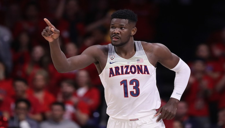 Suns to Host Pre-Draft Workout with Deandre Ayton