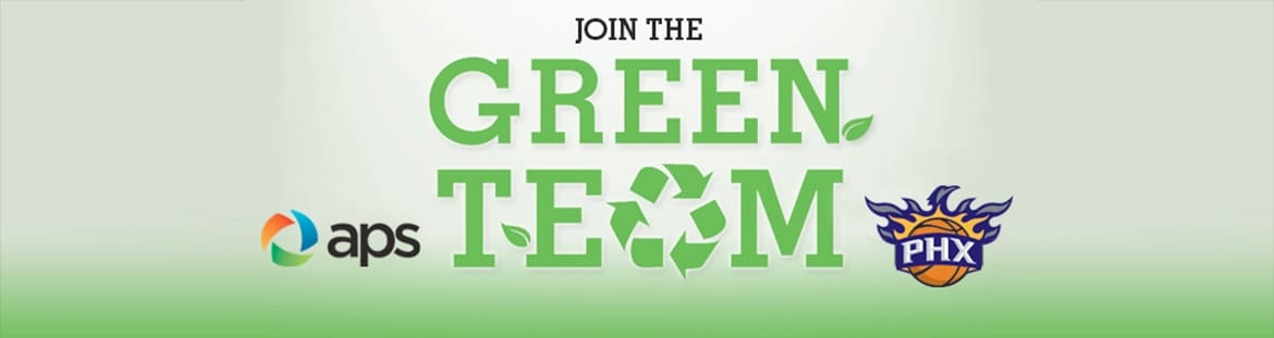 Join The APS Green Team