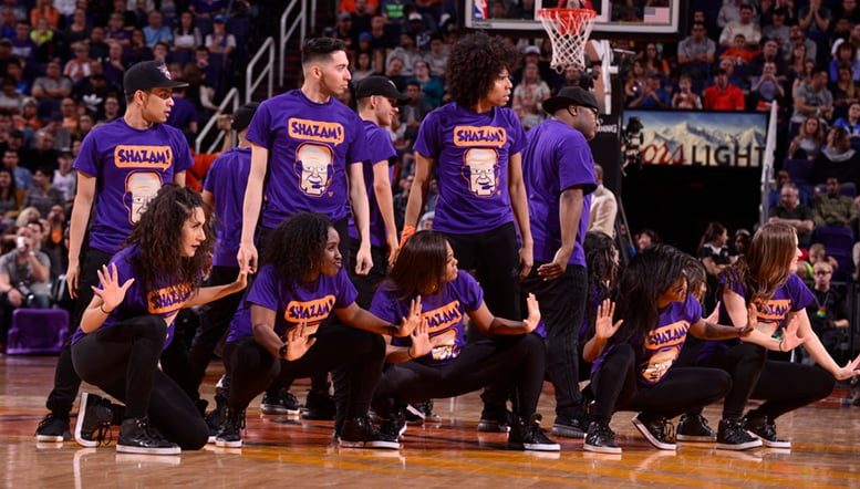 Phoenix Suns to Host Entertainment Team Auditions at Talking Stick Resort Arena