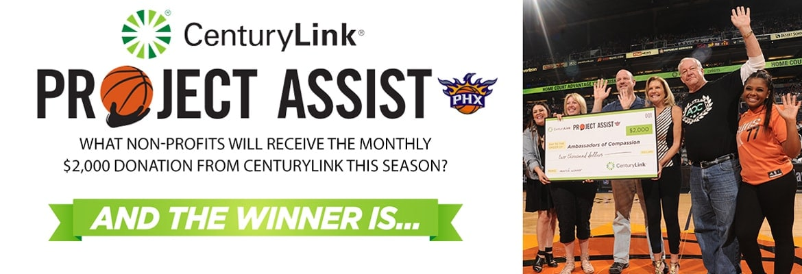 Century Link Project Assist