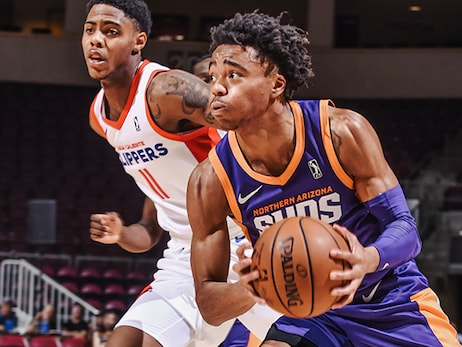 Suns Dedicated to Using G-League to Grow and Develop Young Players