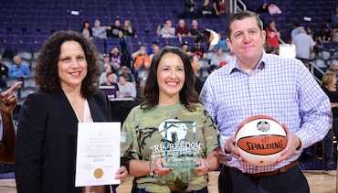 Los Suns Small Business MVP: Jessica Morel de Tri Freedom Real Estate Partners