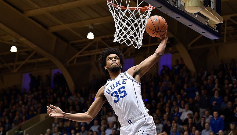 Suns to Host Pre-Draft Workout with Marvin Bagley