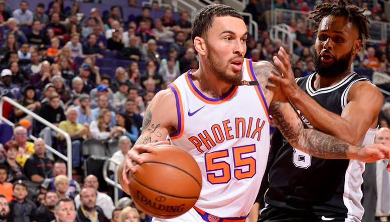 Suns Comeback Falls Short in Loss to Spurs