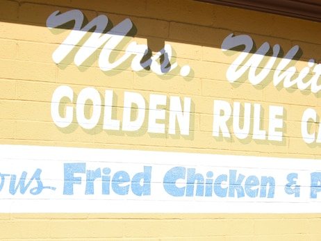 Dishing Out Local Love: Mrs. Whites Golden Rule Cafe