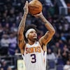 Oubre Scores Season-High in Suns Victory Over Hawks