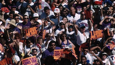 Suns Road to 1993 NBA Finals: The Parade