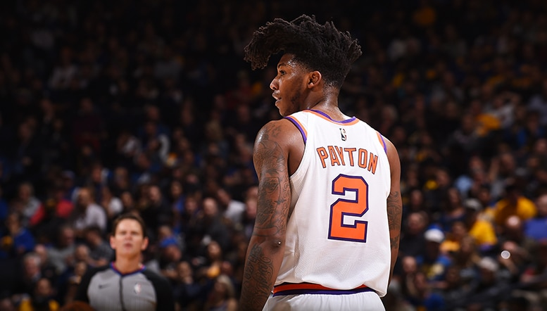 Elfrid Payton Shows Promise in First Two Starts as a Sun  Phoenix Suns