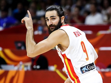 Ricky Rubio Becomes FIBA World Cup All-Time Assist Leader