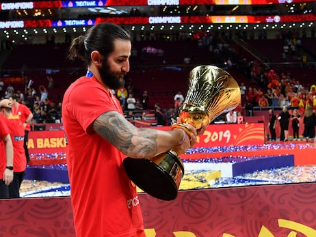 ICYMI: Ricky Rubio Racks up the Accolades at FIBA World Cup