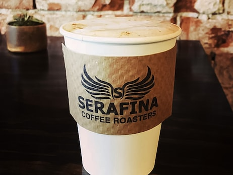 Dishing Out Local Love: Serafina Coffee Roasters