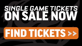 Single game tickets on sale now! Find Tickets!