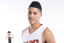 Suns Bobbleheads Through the Years