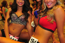 2013-14 Suns Dancers Auditions - 1