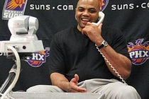 Charles Barkley Ring of Honor Gallery