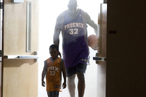Make-A-Wish Shaq Photo Gallery