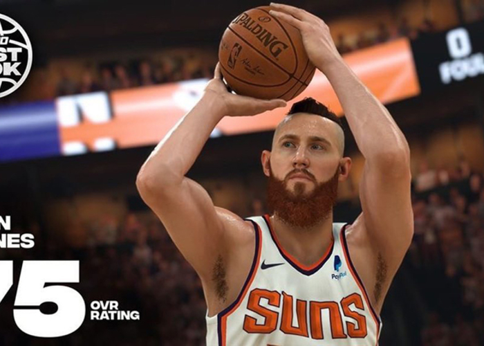 Phoenix Suns NBA 2K20 Ratings for the 2019-20 Season