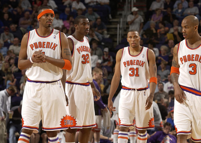 44cdc769dfa7 The Suns paid tribute to their past in 2003