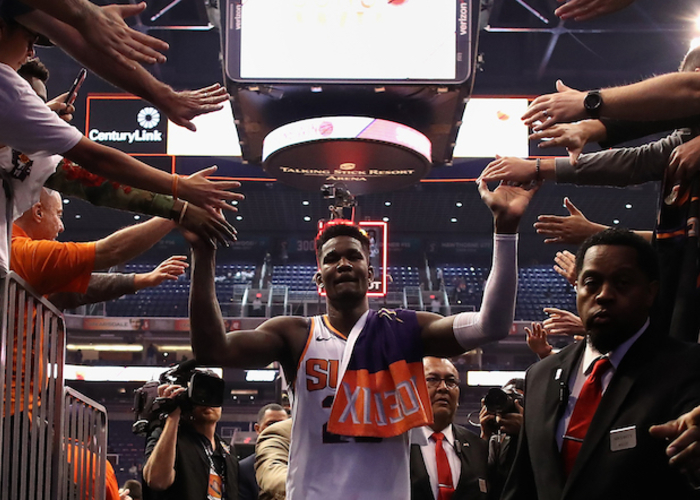 Suns Fans Can Win Two Free PayPal Sixthman Season Ticket Memberships During Selection Sunday Event