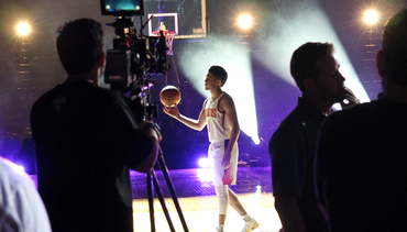 Behind the Scenes: Suns Intro Video