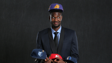 2018 NBA Draft Prospects Strike a Pose