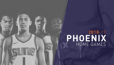 2018-19 Suns Home Schedule