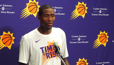 Intro Press Conference: Jamal Crawford