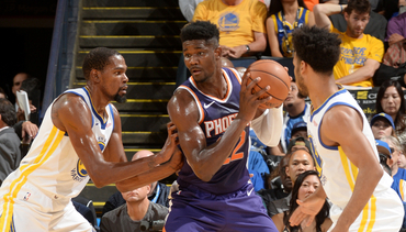 2018-19 Suns Snapshot: Suns at Warriors