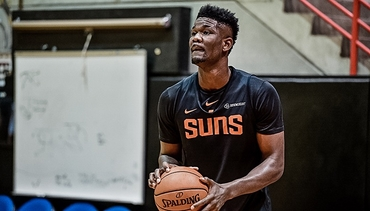 Following Strong Preseason, Ayton's Ready for NBA Debut